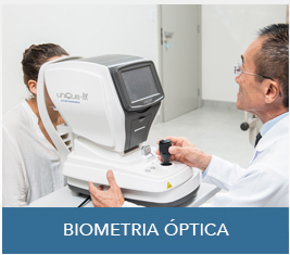 Biometria Óptica