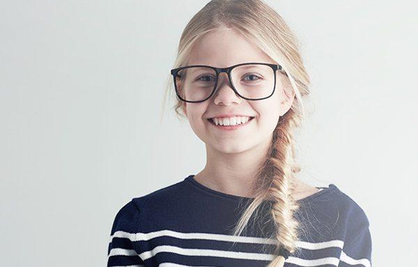 Problemas de visão em crianças
