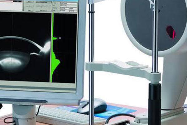 Tomografia de córnea