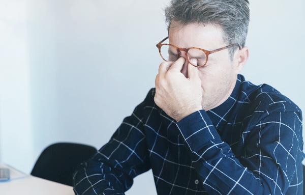 Conheça 4 sinais de vista cansada