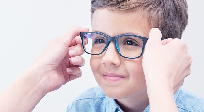 Principais problemas oculares em crianças