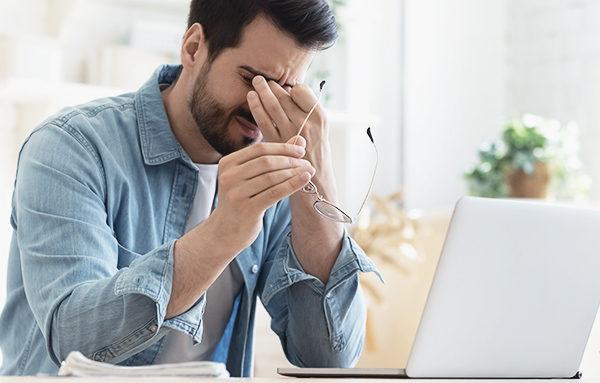 Síndrome da visão do computador, você sabe o que é?